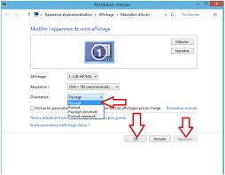 Laffichage De Lcran De Mon Pc Est Renvers Comment Résoudre Le Problème D écran Inversé Sous Windows Cultmax