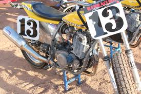 motocross racing parts custom modified tt500 mx exhaust system built by barracuda racing