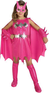 Halloween Costumes Kids Party Girls Pink Batgirl Costume Party Halloween Costume Ideas