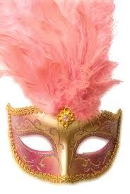 mardi gras masks for women who s the mask decatur woman carries on the mardi gras