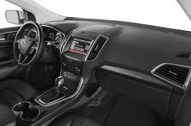 Ford Edge Interior Pictures New 2017 Ford Edge Price Photos Reviews Safety Ratings U0026 Features