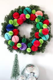 how to customize a store bought holiday wreath hgtv