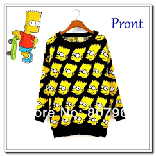 bart sweater bart sweater jumper on the hunt