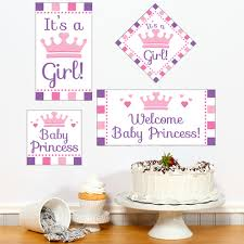 princess baby shower baby princess baby shower decorations