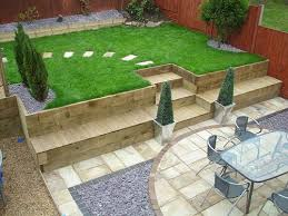 Decking Ideas For Sloping Garden 29 Best Images About Outdoor Deck On Pinterest Gardens Raised