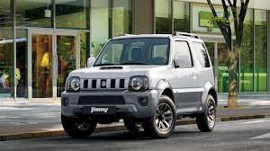 suzuki mini truck spied redesigned suzuki jimny looks like a mini g wagen motor trend
