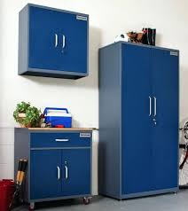 steel storage shelves garage blue color of shelves made from metal cabinets rolling