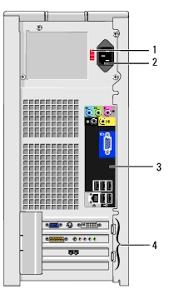 Dell Diagnostic Lights Technical Overview Dell Dimension 5150 E510 Service Manual