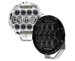 round led driving lights off road led work light led driving light 7 round 40w 1 600