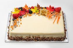 thanksgiving carrot cake 1 4 sheet porto s bakery