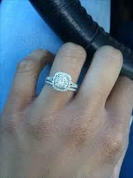 neil bridal set model of unique wedding rings affordable wedding rings