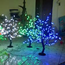 cheapest place to buy christmas lights 0 8meter 200leds artificial cherry led blossom tree with cheap