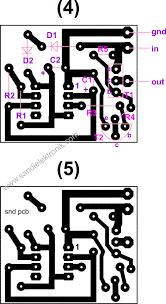 layout pcb inverter membuat layout pcb dengan corel draw sandi elektronik