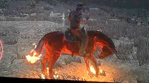 the four horses of the apocalypse red dead redemption undead