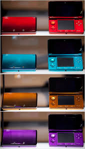 whatever happened to the purple and gold 3ds u2013 zelda informer