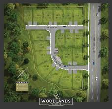 site plan site plan woodlands preserve