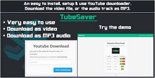 download mp3 from youtube php tubesaver the most advanced youtube downloader php scripts