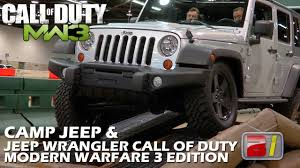 cod jeep black ops edition 2012 camp jeep u0026 jeep wrangler cod modern warfare 3 edition drive