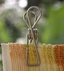 kitchen tea gift ideas 20 stronger grade 201 ss wire pegs in a hemp bag