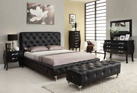 Bedroom Bedroom Bed Sets On Bedroom In The Furniture Of America In - Tufted headboard bedroom sets