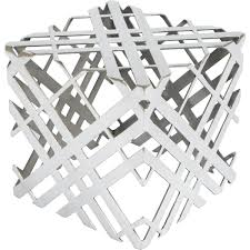 Dynamic Home Decor Braintree Ma Us 02184 Zuo Modern 405004 Carlisle Accent Table In Geometric Pattern