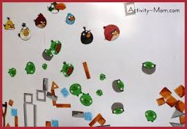 activity mom free angry birds printables