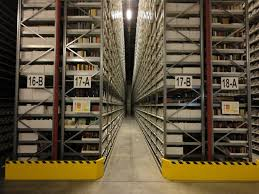 oxford bodleian library u0027s book storage facility in swindon