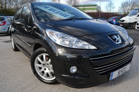 used peugeot 207 and second hand peugeot 207 in south yorkshire