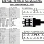 ford radio wiring harness diagram great sample ford wiring