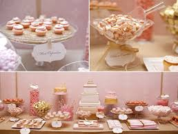 rose gold candy table candy buffet candy bar photos new england fine living