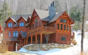 Nh Lakes Region Log Homes by Adirondack Designs Alpine Lakes New Hampshire