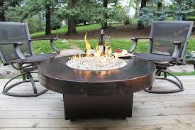 Portable Gas Firepit Outdoor Gas Pit Components Gas Outdoor Pit For Patio
