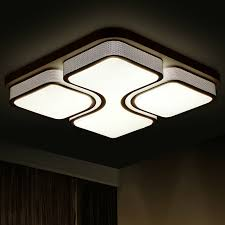 Led Light Fixtures Ceiling Modern Ceiling Lights For Home Lighting Led Ceiling L Square