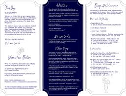 Wedding Itinerary Template For Guests Best 25 Wedding Weekend Itinerary Ideas On Pinterest Wedding