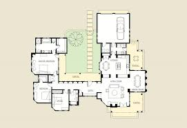 small courtyard house plans courtyard house plans house plan small courtyard house plans image