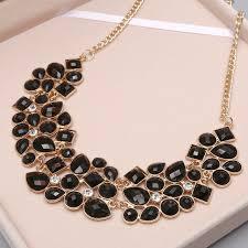 ethnic necklace vintage images Bohemia ethnic necklace pendant multi layer beads shoprandy jpg