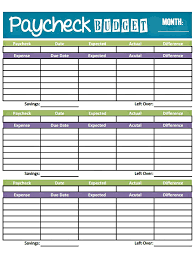 printable budget planner template free easy printable budget worksheet get paid weekly and charlie gets
