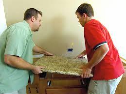 how to install a bathroom countertop how tos diy
