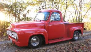 audi pickup truck ford f 100 rod custom pick up truck santa claus red