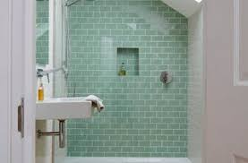 green bathroom tile ideas remarkable bathroom 6 colorful 1950 vintage bathrooms the comer