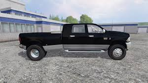 Dodge 3500 Pickup Truck - ram 3500 v1 0 for farming simulator 2015