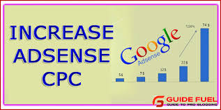 adsense cpc how to increase adsense cpc 2018 edition guidefuel