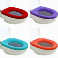 siege toilette housse de siège toilette bleu achat vente abattant wc housse