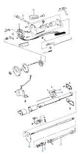 1987 1995 jeep yj wrangler steering column 4wd com