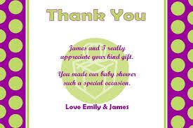 thank you cards baby shower personalised baby shower thank you card design 5