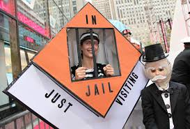 Monopoly Man Halloween Costume Today U0027s Halloween Spooktacular Today