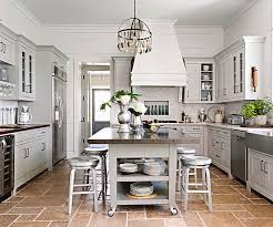 small white kitchen island small space kitchen island ideas bhg