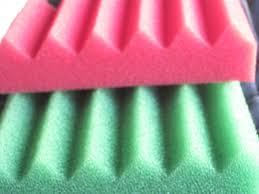 recording studio wave soundproofing foam panels polyether sound