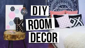 Pinterest Bedroom Decor Diy by Diy Room Decor Pinterest Inspired Summer 2016 Youtube