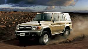 land cruiser africa for 1 year toyota will sell a brand new 30 year old land cruiser